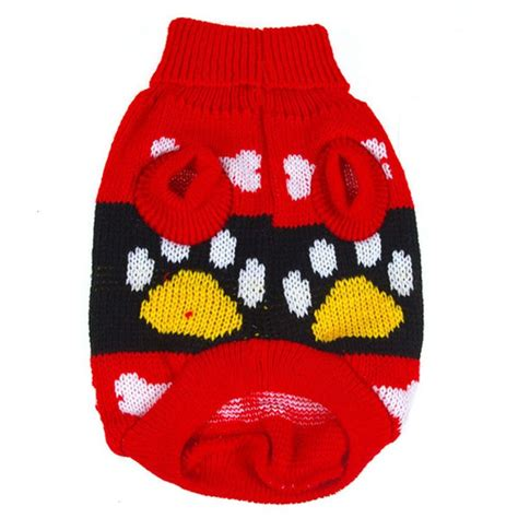 m and l puppy pets sweater clothing xs s m l xl puppy coat soft warm beds and costumes