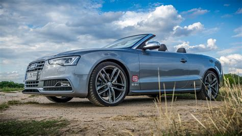 Audi S5 Chiptuning by Audi S5 3 0 Tfsi Cabrio 2015 430ps Chiptuning