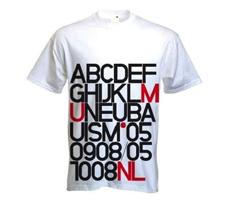 typography t shirts 25 cool typographic t shirts designs