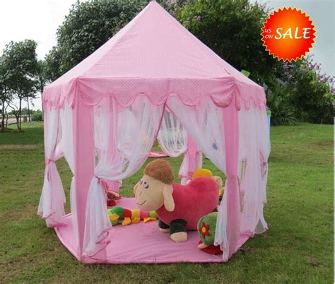 play tent house tent playhouse canopy princess castle toys play