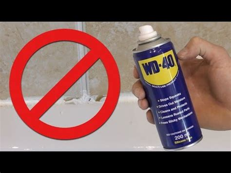 warning wd  silicone remover fail youtube