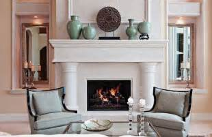 Decoration fireplace mantle images mediterranean living room decor
