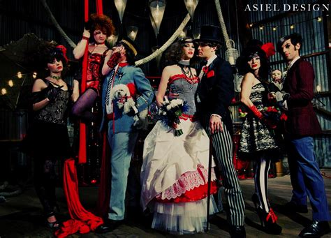 film circus fantasy a dark fantasy circus photo shoot asiel design
