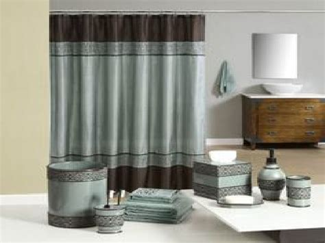 brown and blue bathroom accessories blue and brown bathroom ideas