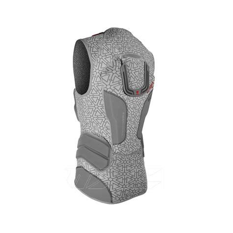 Leatt 3df Protector leatt brace back protector 3df im motocross enduro shop