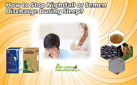 How To Stop Being A Sleeper by How To Stop Nightfall Or Discharge During Sleep