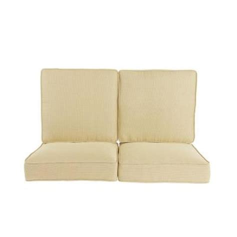 Home Depot Replacement Patio Cushions by Hton Bay Ridgefield Replacement 2 Outdoor