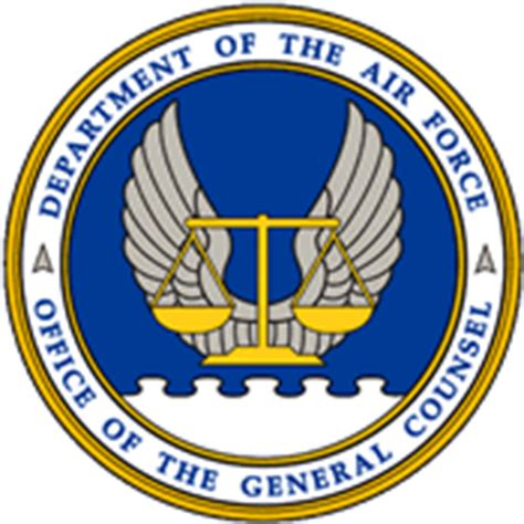 Office Of General Counsel by United States Air Judge Advocate General S Corps