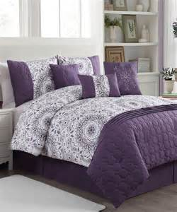 lavender comforter set contemporary comforters