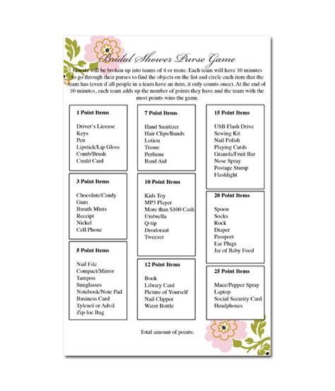 printable bridal shower games 33 best wedding favors images on pinterest