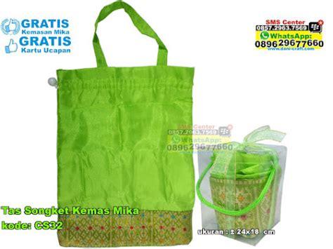 Souvenir Tas Parasut Ikan Strawberry Dan Bunga Kemas souvenir kantong songket habutay kemas souvenir pernikahan
