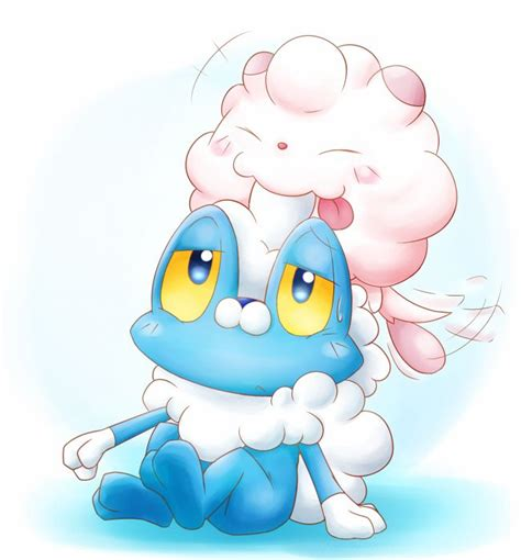 Boneka Original X Y Swirlix 31 best type pokemons images on