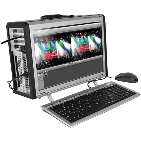 All In One Desk Top Computer Nextcomputing Radius Ax79 17 3 Quot All In One Desktop Bh1 0
