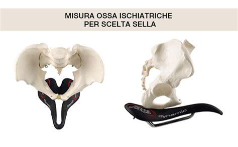Stem Uno 12cm misura ossa ischiatriche per la scelta della sella bike