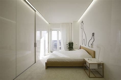 Minimalist Apartment by Minimalist Apartment In Moscow Exuding Elegance Throughout