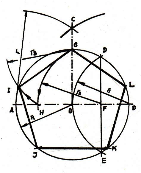 D I S K O N Jangka Bofa S404 materi menggambar teknik menggambar segilima dan segi 7