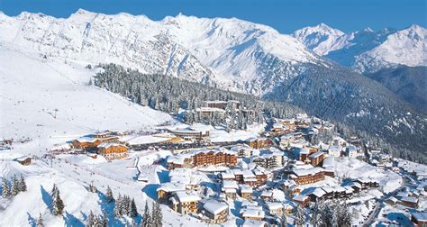 Car Park by Family Ski Chalets Amp Holidays In La Rosi 232 Re France