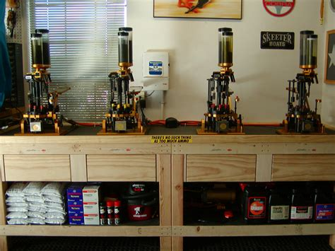 reloading bench photos shotguns reloading bench and reloading room on pinterest