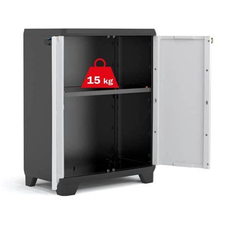 armadi a basso prezzo armadio basso in plastica con piano regolabile 39x68x90 cm