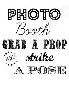 Photo Booth Sign Template Free 25 Best Ideas About Photo Booth Signs On Pinterest Diy