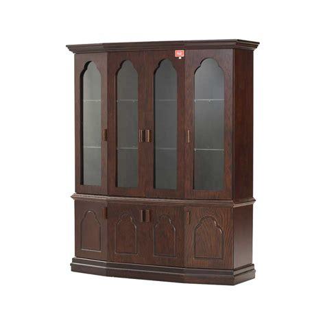 wooden showcase showcase furniture osetacouleur