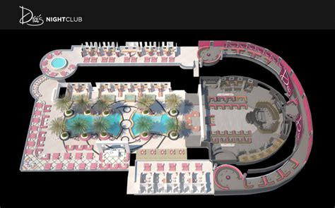nightclub layout drais nightclub bottle service table pricing reservations
