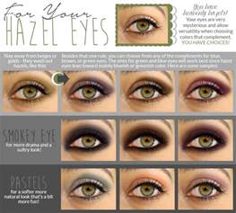 colors that make brown pop make your quot pop quot basic eye shadow color theory