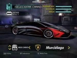Nfs Carbon Lamborghini Murcielago