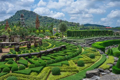Nong Nooch Botanical Garden Pattaya Most Beautiful Gardens Around The World 183 Welcome To Daily