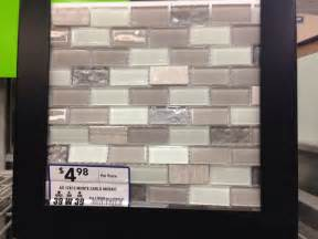lowes kitchen backsplash backsplash tile at lowes for the home