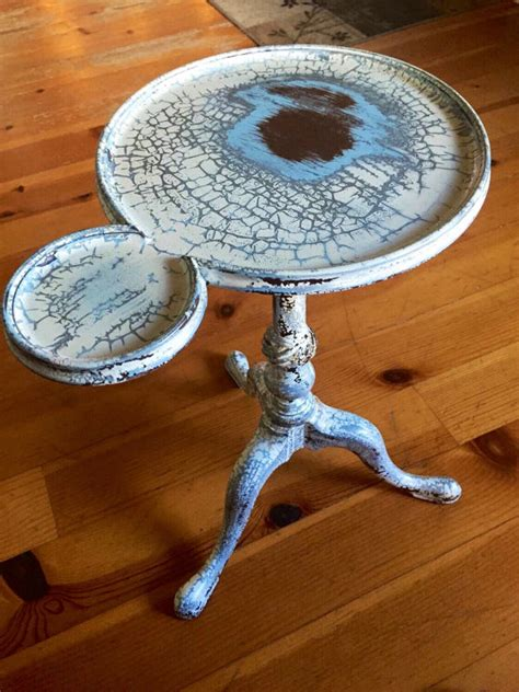shabby chic pedestal table sold shabby chic pedestal table country accent