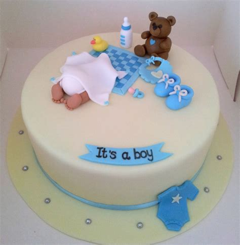 Baby Boy Baby Shower Cakes Pictures by It S A Boy Babyshower Cake Cakecentral