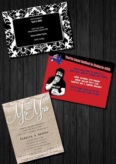 invitation printing services brisbane invitations printing gold coast brisbane tweed heads