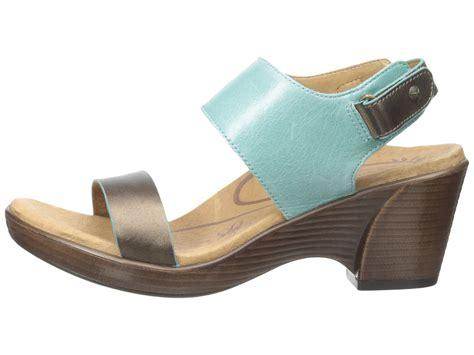 zappos wedge sandals aetrex peyton wedge sandal aqua zappos free shipping