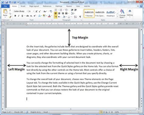 Application Letter Margin Margins On A Resume Sle Of Application Letter Applying For Any Vacant Resume Tips 7 Resume