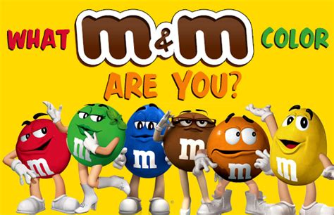 m and m colors what m m color are you brainfall