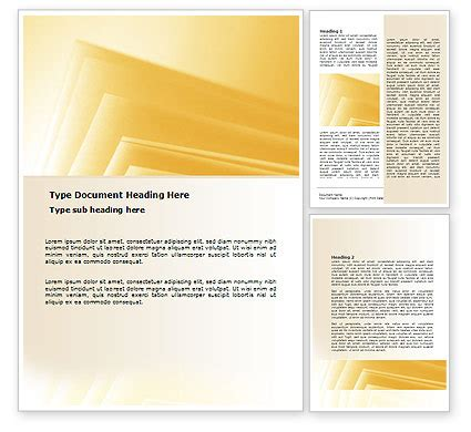Yellow Pages Word Template 07101 Poweredtemplate Com Yellow Pages Template