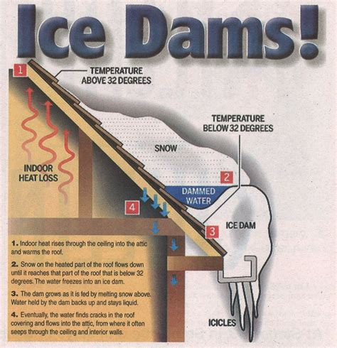 Roof Care 4 Tips To Dam Tips And Information Michael L Davis Insurance