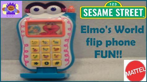 elmo cell phone wallpaper 2002 sesame street elmo s world toy cell phone by mattel