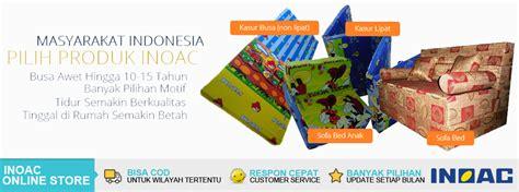 Jual Kasur Palembang Jakarta Pusat sofa bed kasur busa lipat inoac jakarta indonesia home