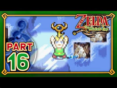 temple of droplets the legend of the minish cap part 16 temple of droplets big key