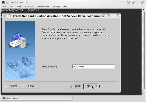 oracle netca tutorial using oracle goldengate downstream deployment for oracle