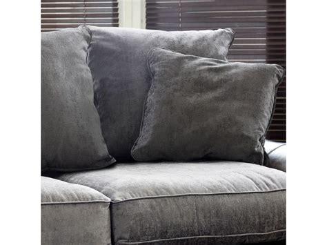 leather and velvet sofa leather fabric sofa the atlanta the sofa company