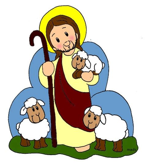 imagenes de jesus el buen pastor para nino mis ilustraciones quot yo soy el buen pastor quot