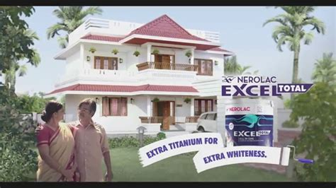 nerolac exterior paints nerolac excel total tvc malayalam exterior paint