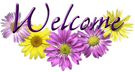 welcome images with flowers index of facebook welcome