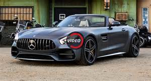 Bowl Mercedes Mercedes Amg Gt C Roadster Was Born To Be In