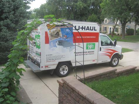 Trucker U uhaul 174 truck rental reviews