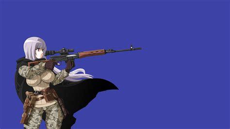 anime wallpaper hd gun girls with guns talia s world