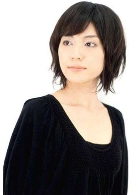 asimetric haircuts korean short hairstyles for asian women short hairstyles 2017